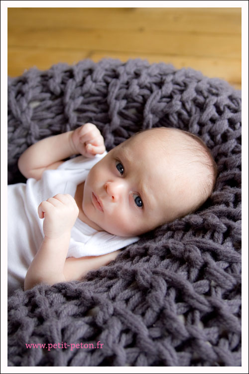 Séance photos bébé-parents Paris : Aloïs