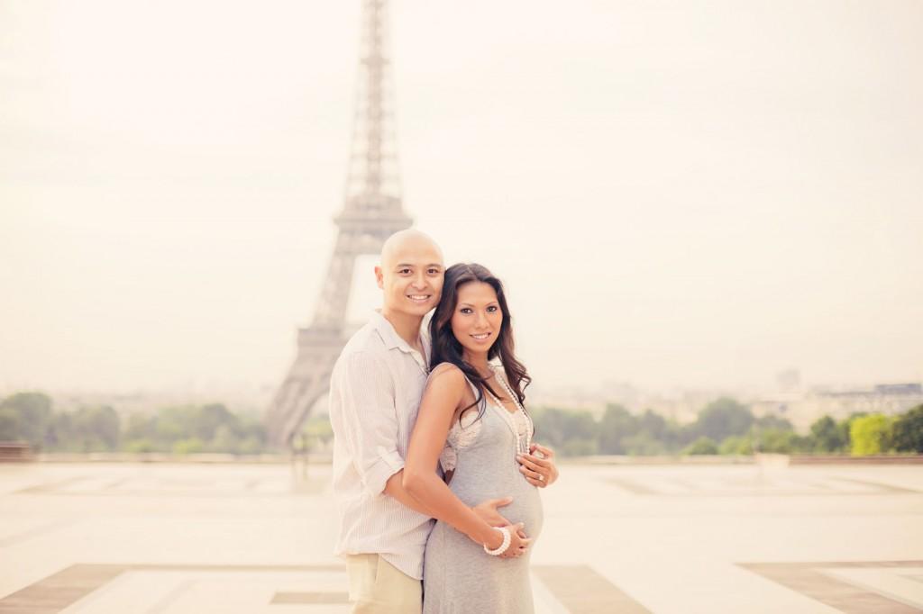 Photographe grossesse femme enceinte Paris