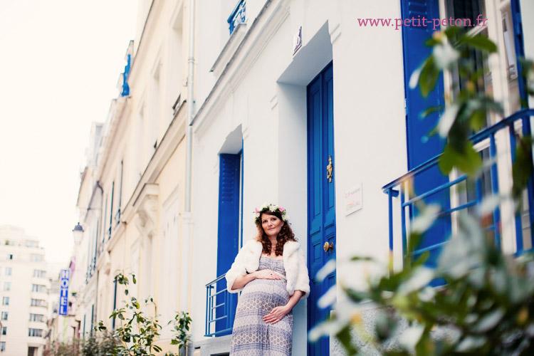 Photographe de grossesse à Paris