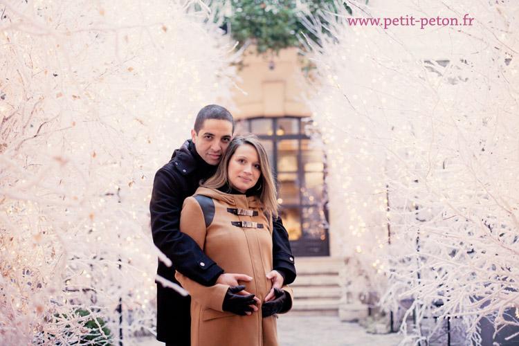 Photos de grossesse Paris