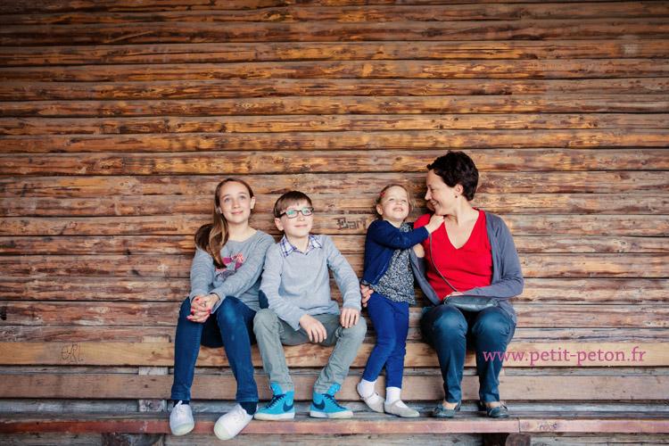 Séance photo enfant au Buttes de Chaumont