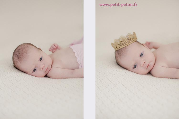 Photographe naissance bébé Paris - Séance photo bébé jumeaux