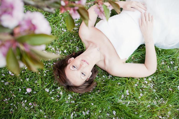 Séance photo mariée Hauts de Seine