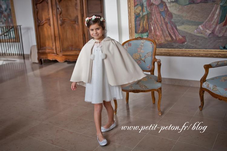 Shooting enfant tenue de cérémonie