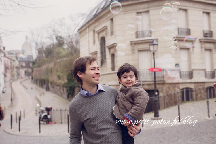 Séance grossesse Paris