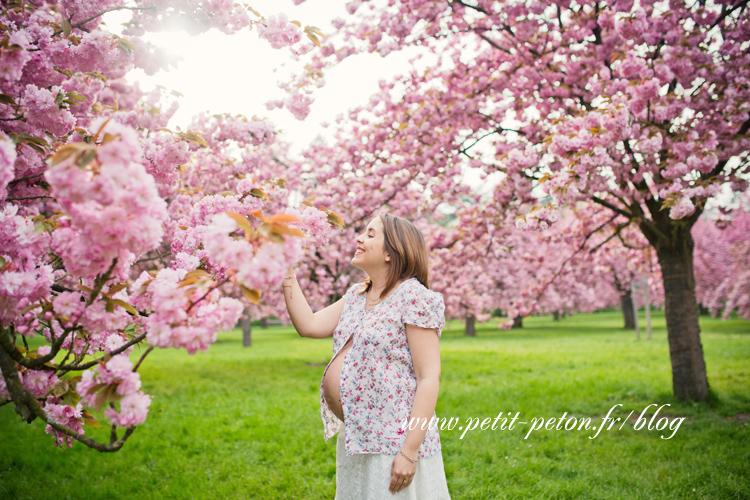 Photographe sceaux grossesse