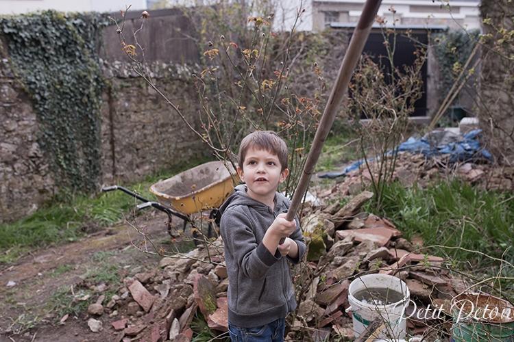 Reportage documentaire de famille Val de Marne