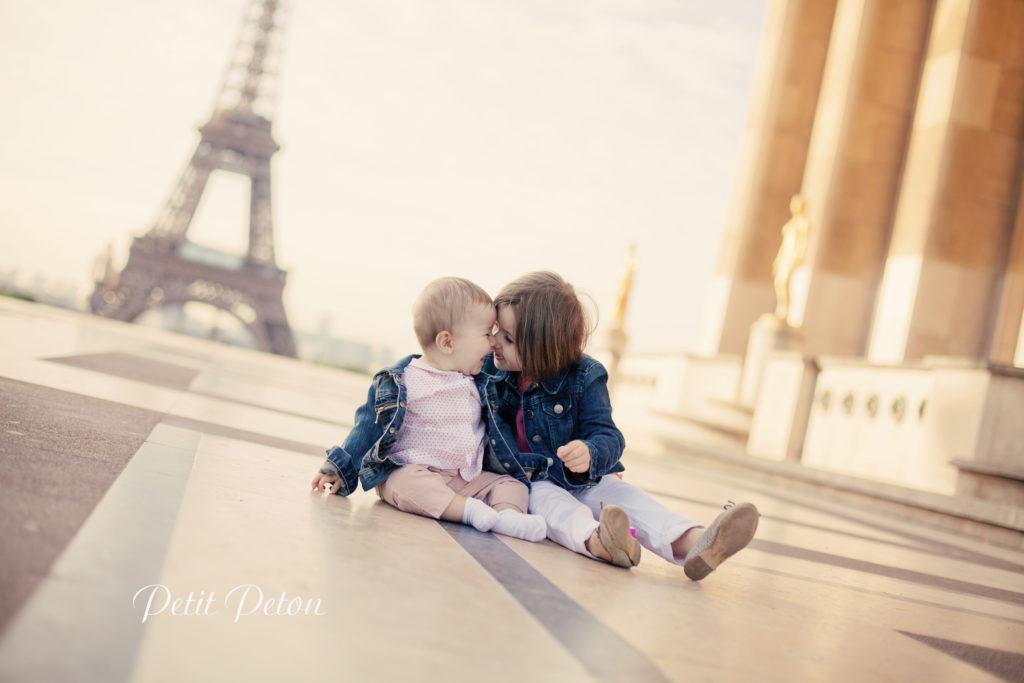 réaliser une séance photo en famille en extérieur