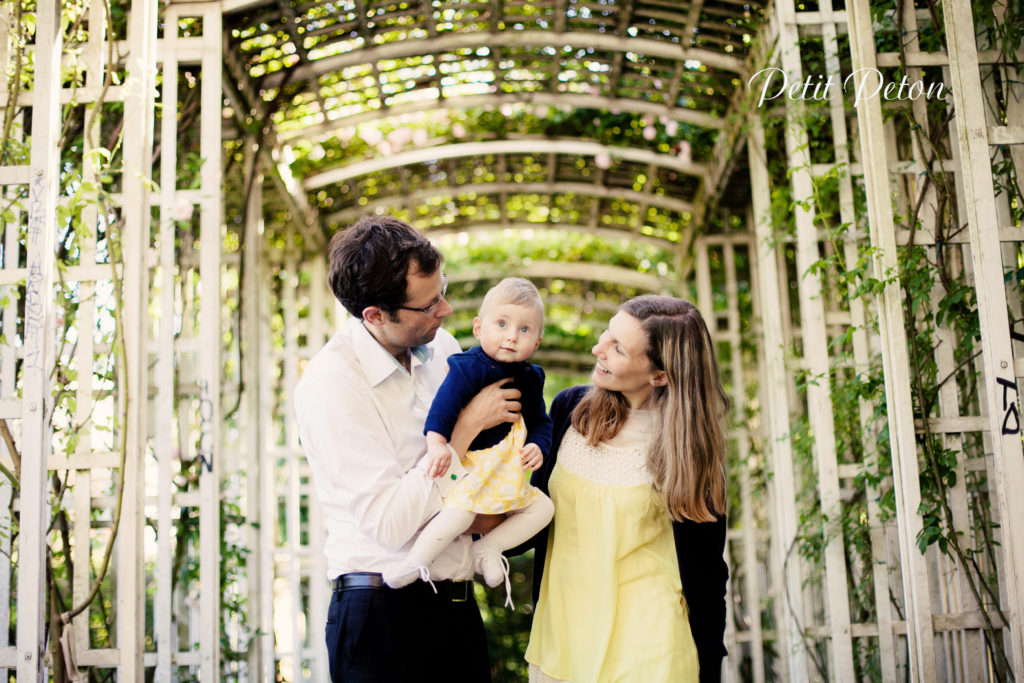séance photo en famille en extérieur