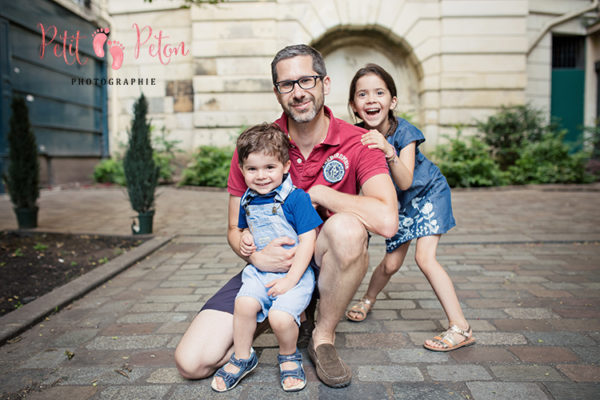 photographe portraits famille paris