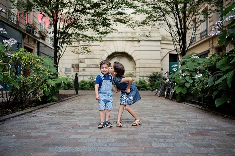 photographe portraits famille paris