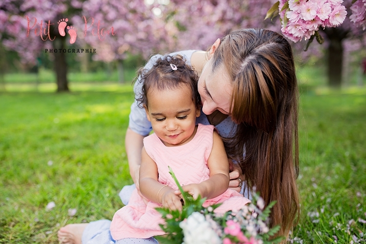 Photographie mère-fille Sceaux