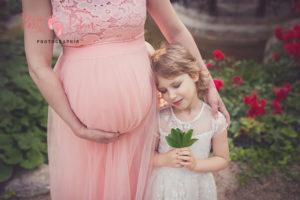 Séance photo femme enceinte à Châtillon