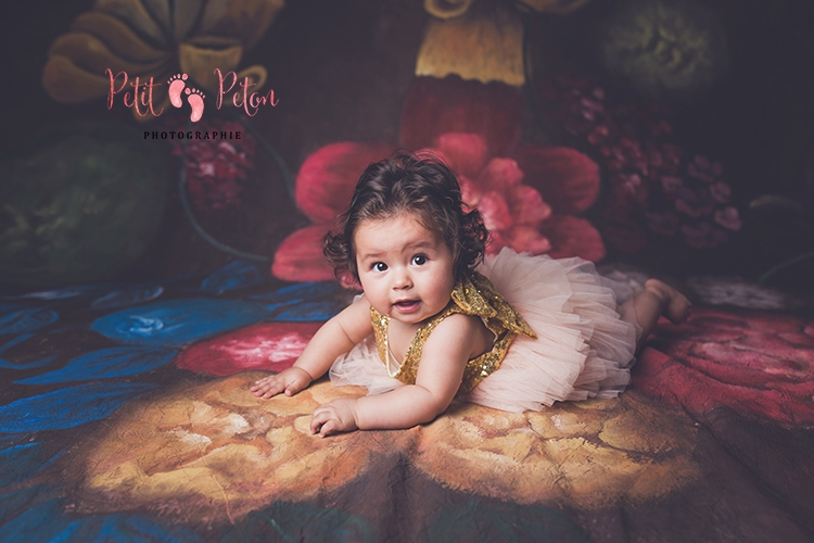 bébé studio photo