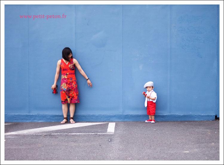 Anh Tâm : séance photos enfant, Paris