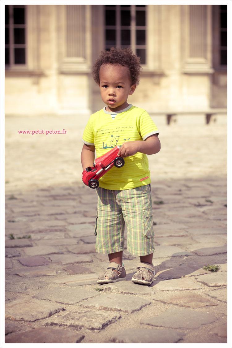 Raphaël : séance photo enfant – Paris