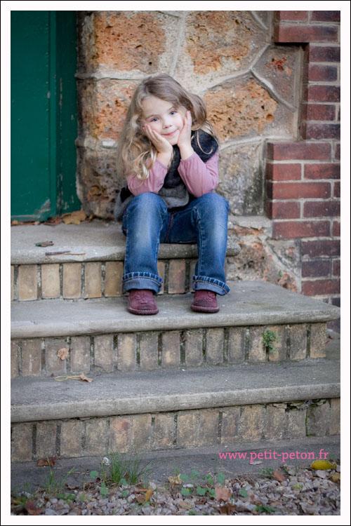 Eline, 4 ans