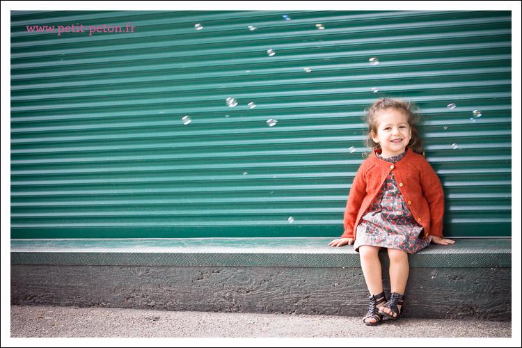 Evy, Taly et Judy : séance photos enfant, Paris
