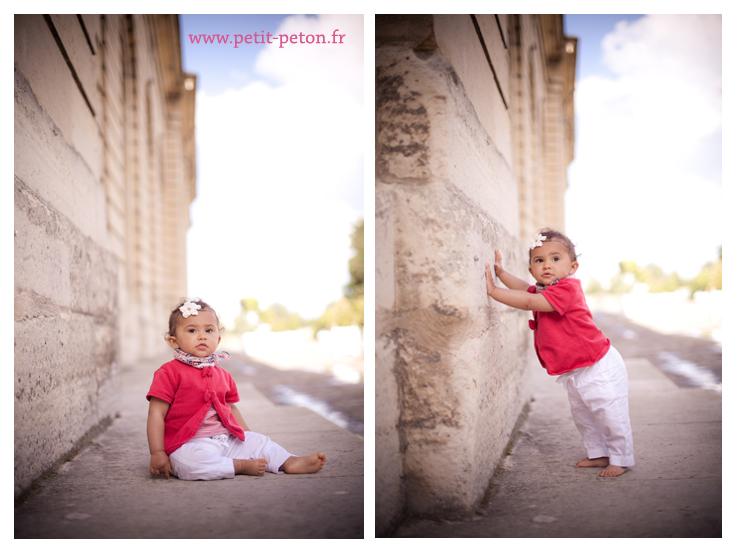 Elina : séance photos enfant, Sceaux
