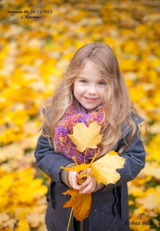 Projet 52 : semaine 48 – L'automne