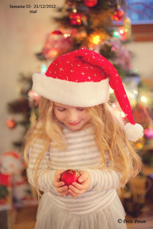 Projet 52 : semaine 52 – Noël !