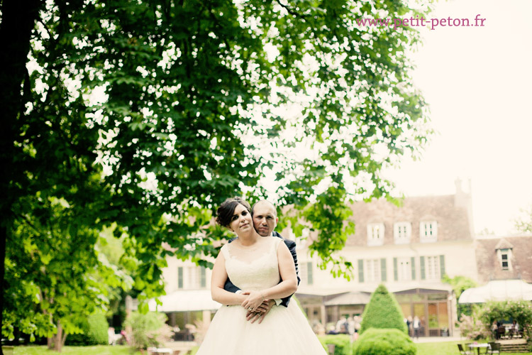 Photographe mariage Essonne : Château de Varennes Jarcy