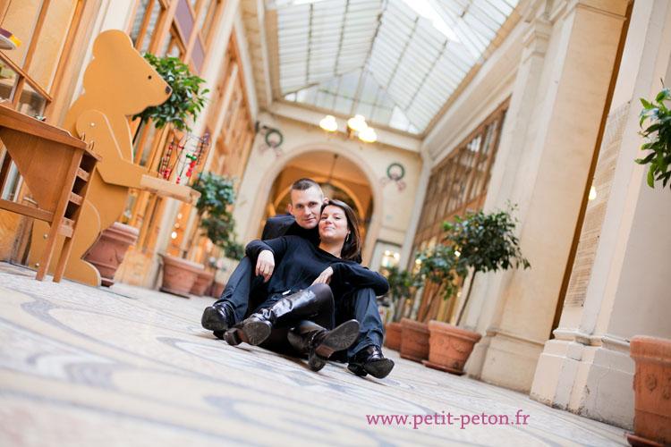 Séance photos couple – Paris