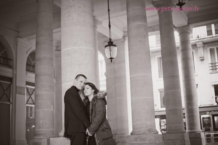 photographe couple paris 7