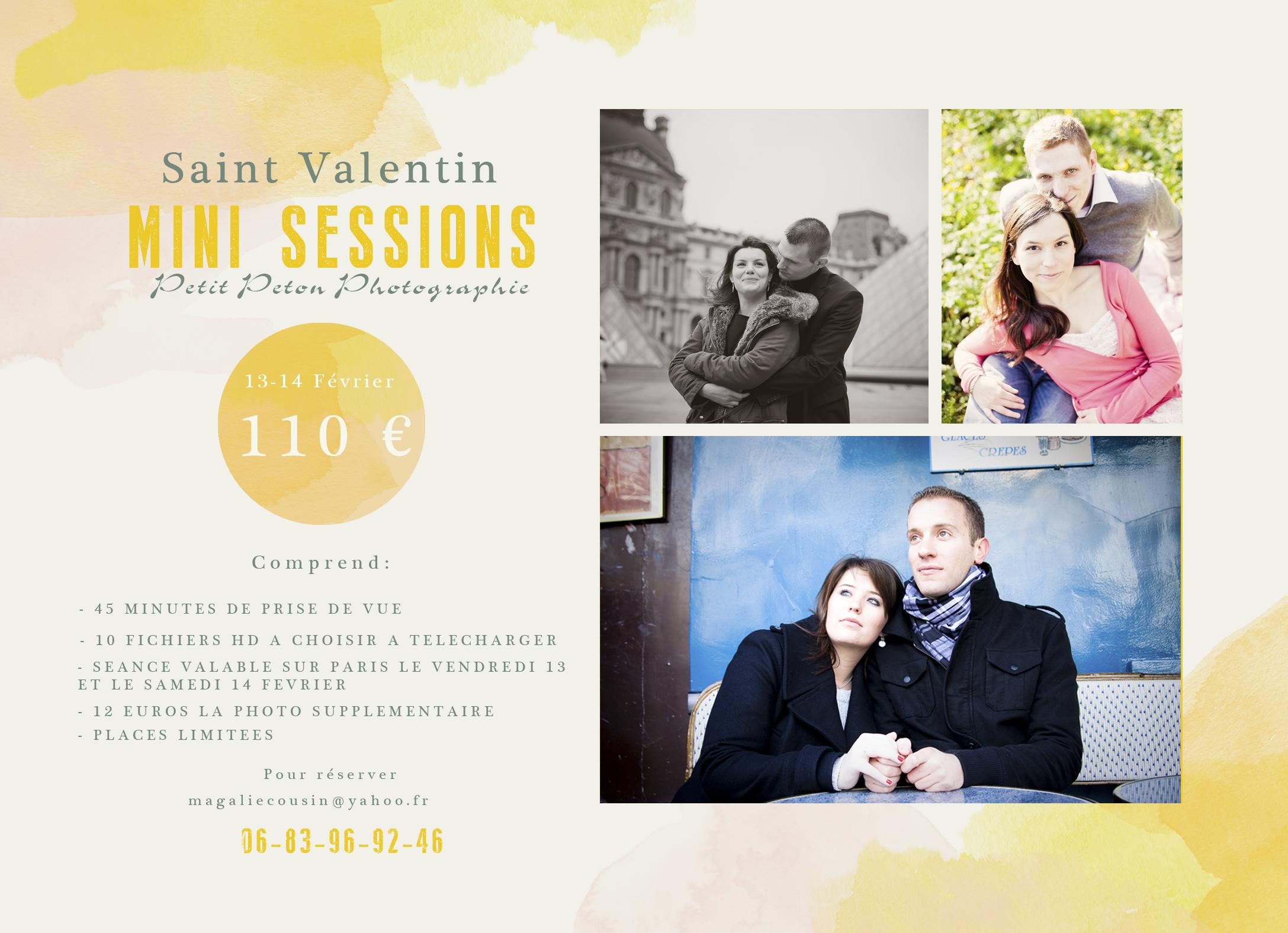 Séance photos Saint Valentin Paris – Photographe Couple