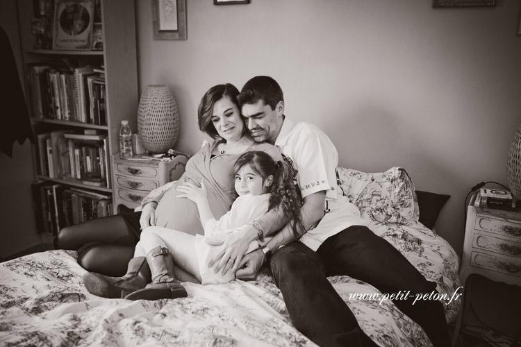 Bien-aimé Photographe grossesse 78 - Yvelines : Cathy CK35