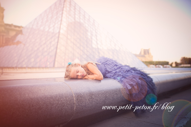 Shooting photo Princesse Dream : séance princesse