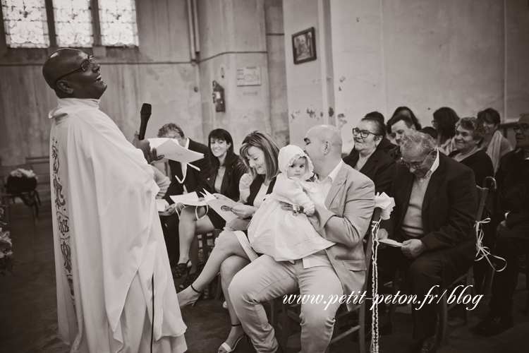 Photographe baptême 94 Val de Marne : Mélina