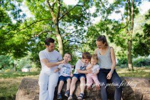 séance photo famille enfant paris