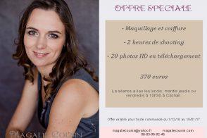 Photographe portrait de femme Paris