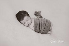 Photographe nouveau né Antony