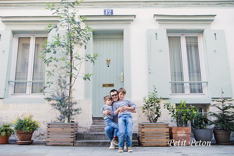 Petit Peton photographe famille Paris