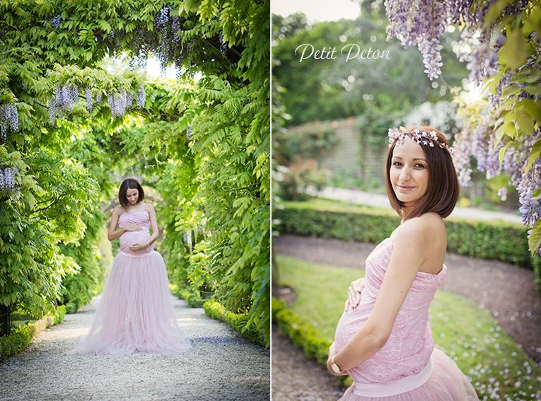 Photographe grossesse princesse Paris