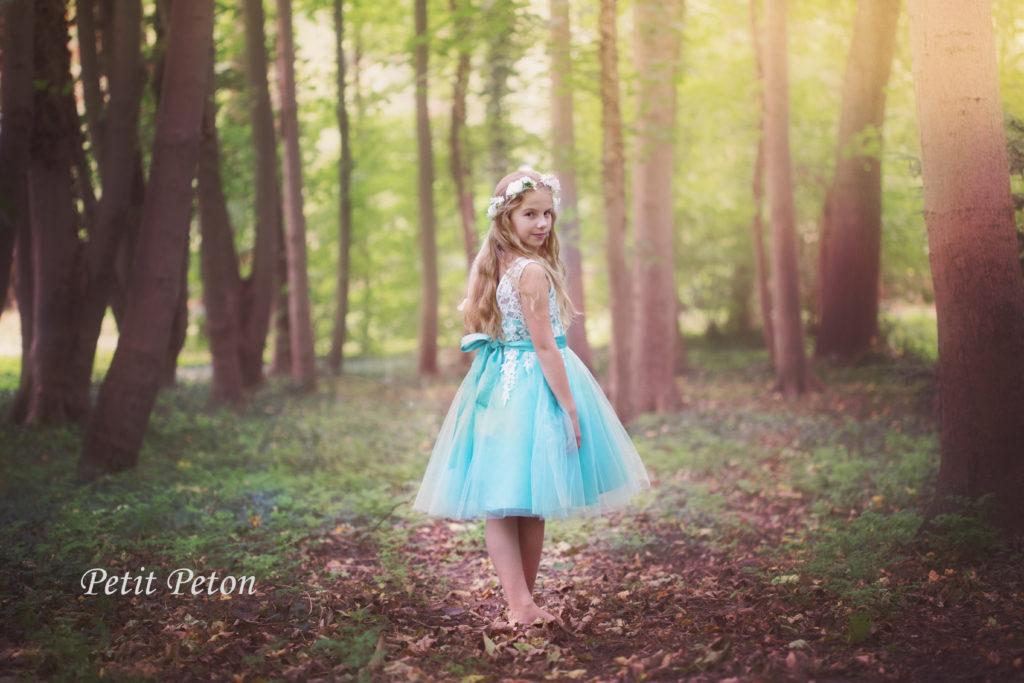 Séance photo princesse petite fille Val de Marne
