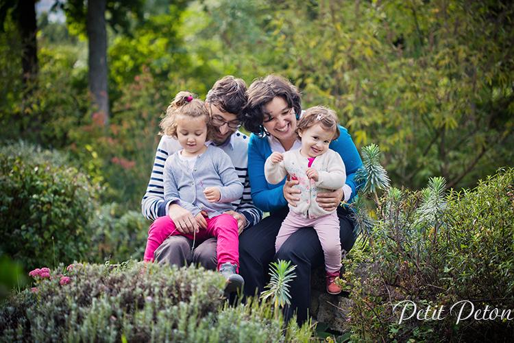 Séance photo famille Issy les Moulineaux