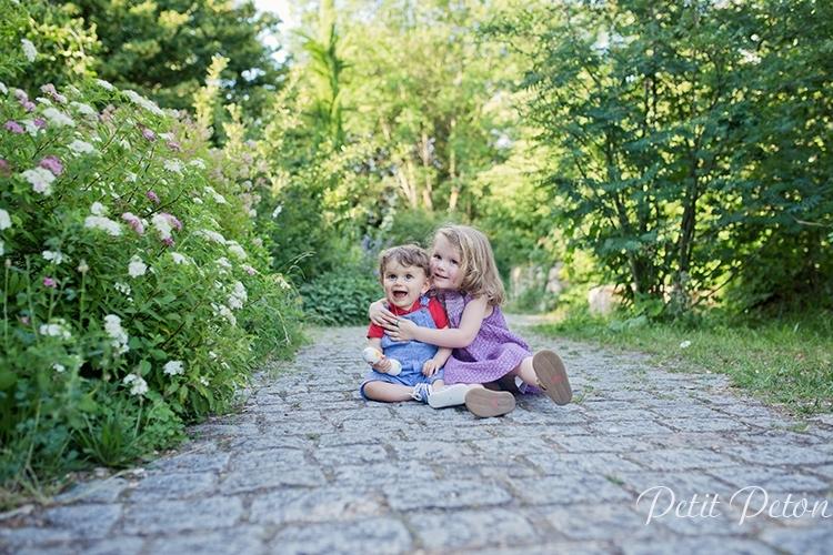 Portrait de famille Paris - Photographe famille et enfant