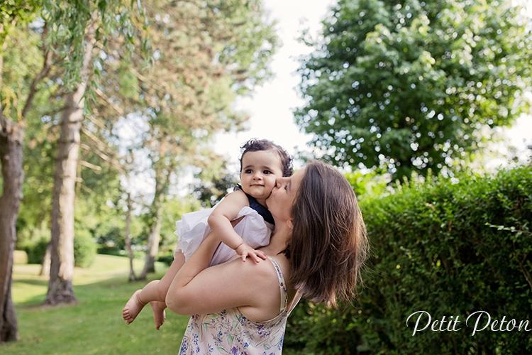 Séance photo famille Yvelines